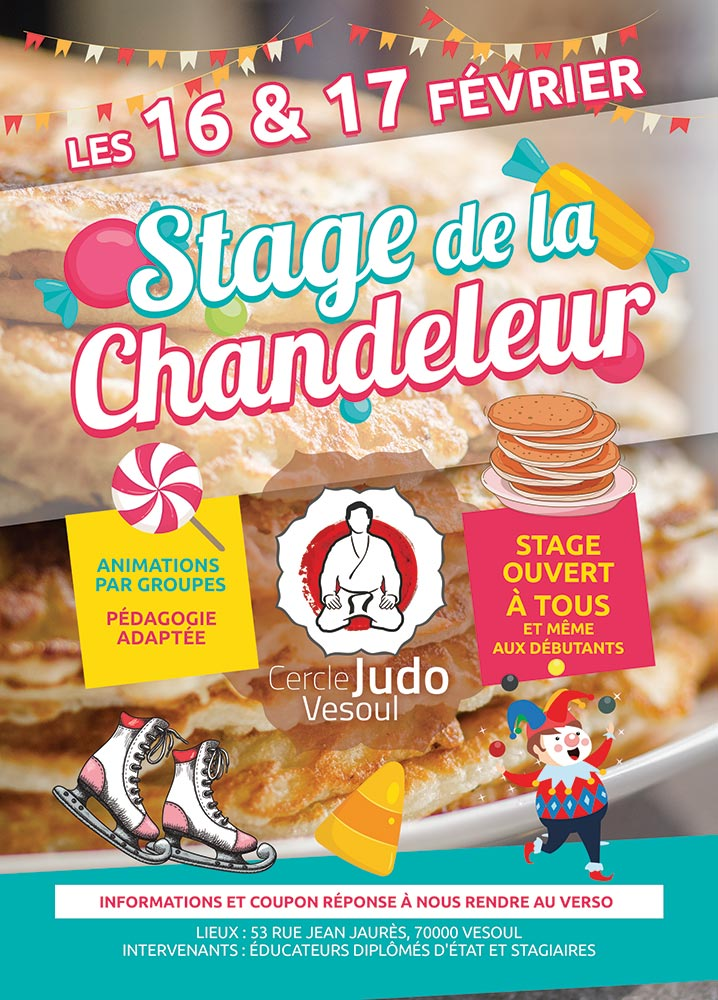 Stage de Chandeleur 2018